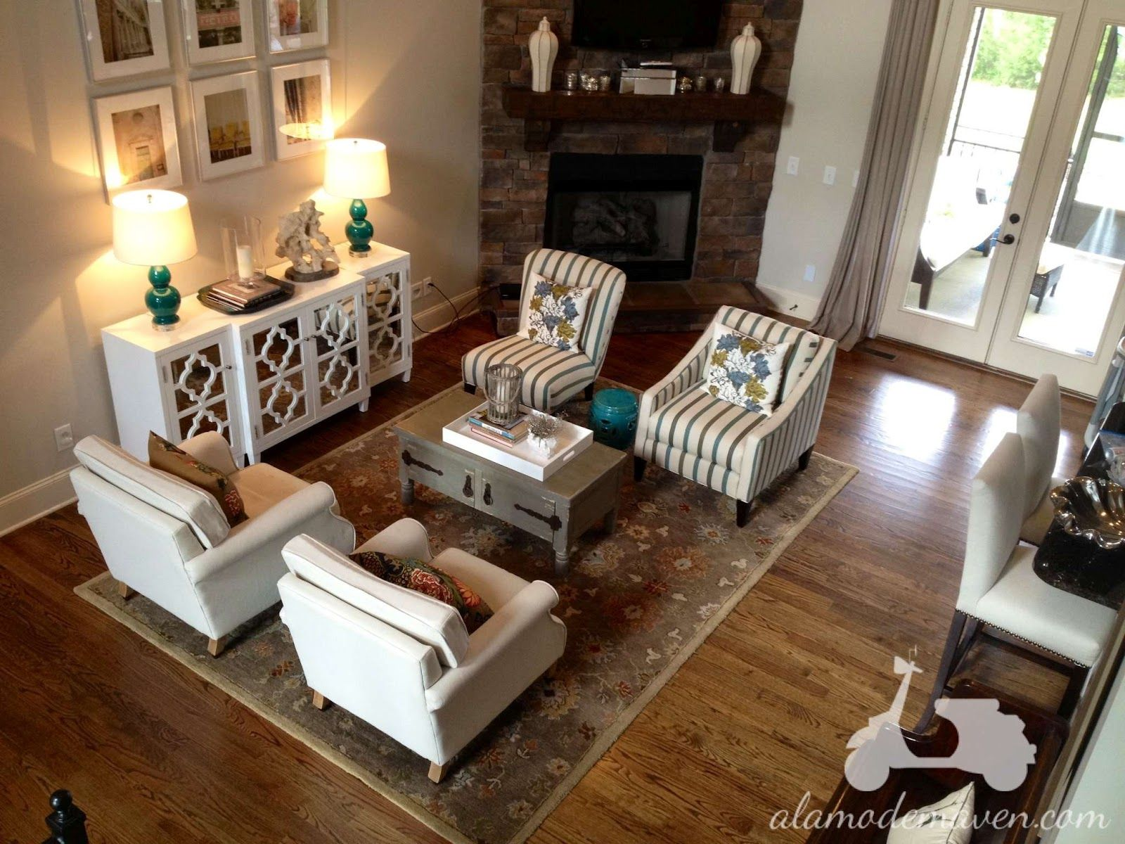 What Is A Family Room Vs Living Room