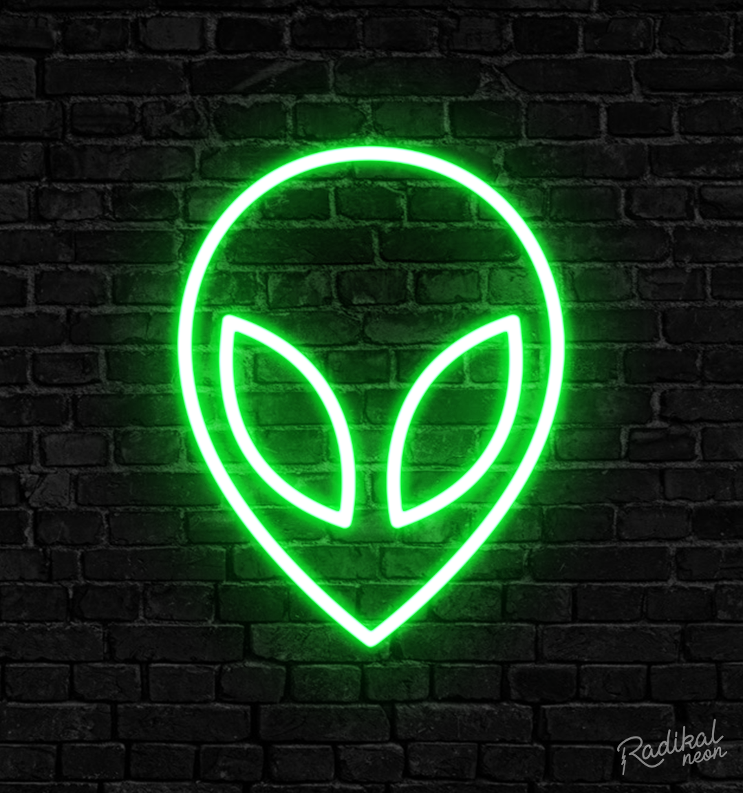Neon Green Aesthetic