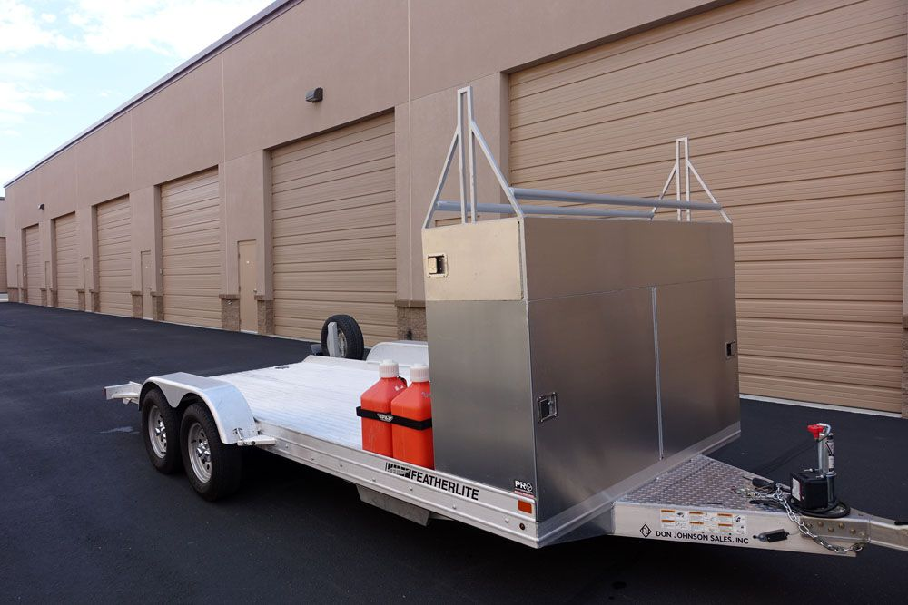 featherlite 3110 open trailer with racers box rennlist Featherlite Trailer Suspension featherlite 3110 open trailer with racers box rennlist discussion forums Gooseneck Trailer Wiring