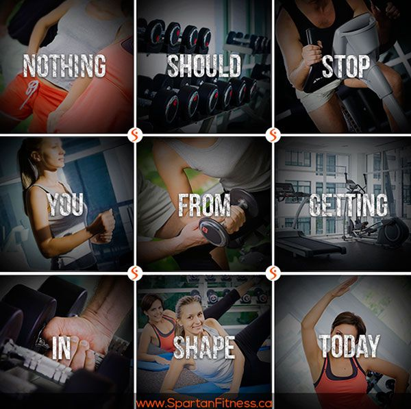 What's stopping you from starting today?  #fitnessmotivation