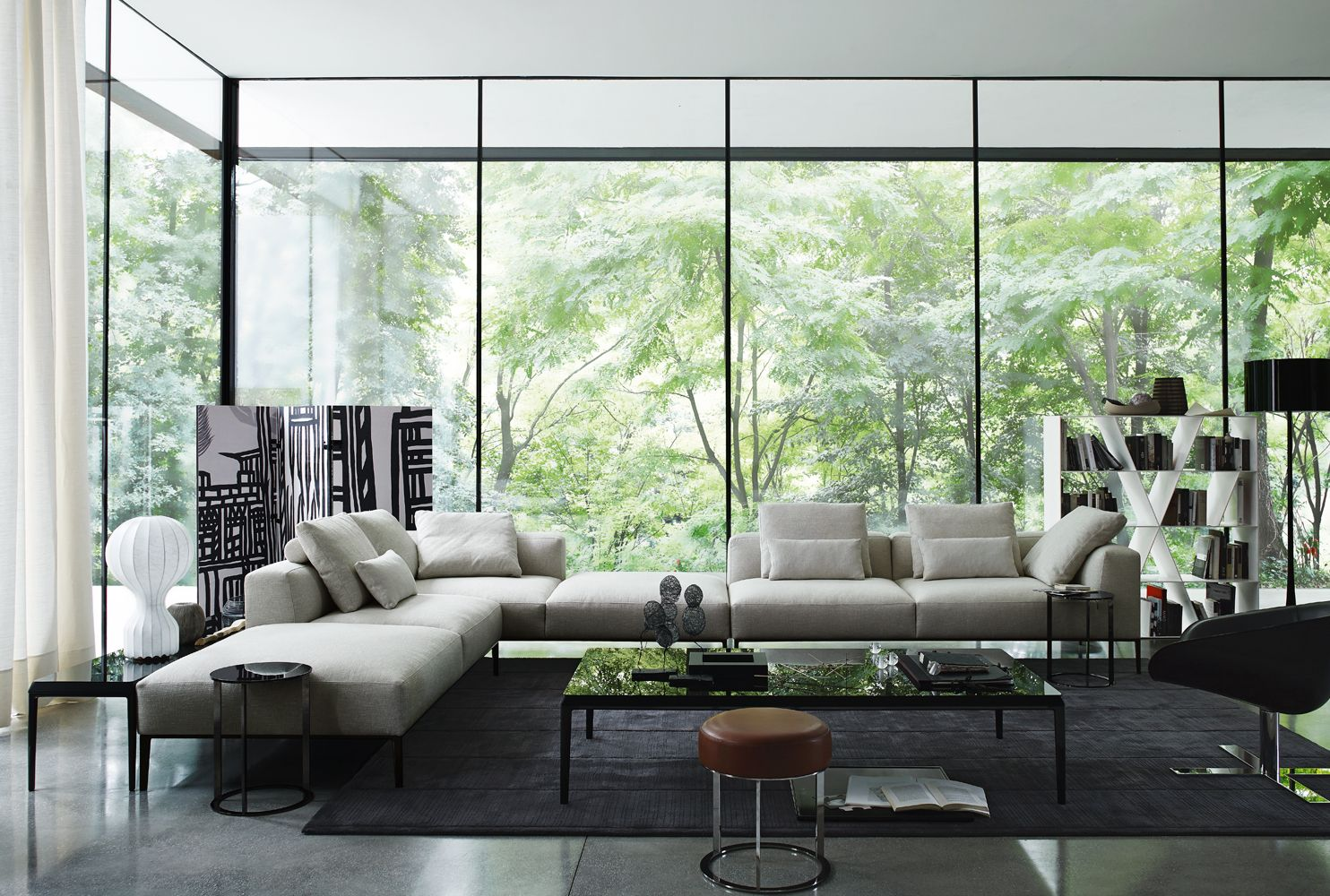Divano Jean B&b Sofa Michel Effe Collection B B Italia Design Antonio