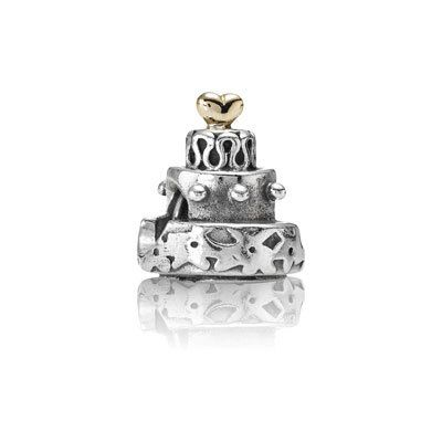 Pandora Celebration Cake Pandora Charms Pandora Wedding Pandora Bracelet Charms
