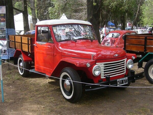Rastrojero Pickup Autos Pinterest Pick Up Trucks Y Argentina