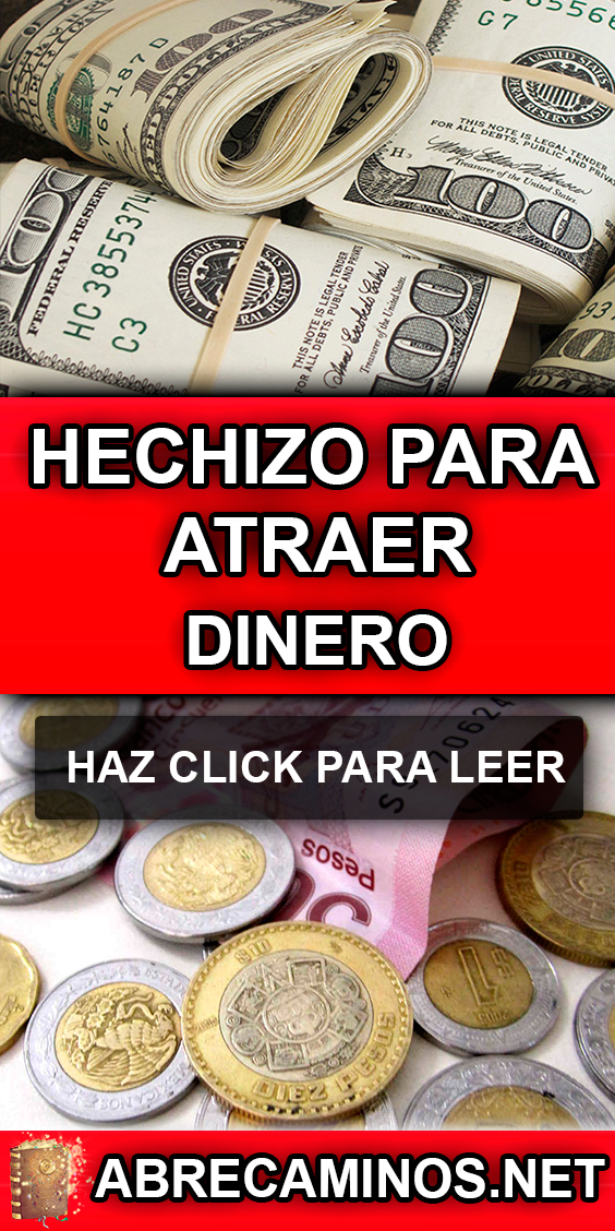 Hechizo para atraer dinero urgente - Atraer el dinero ...
