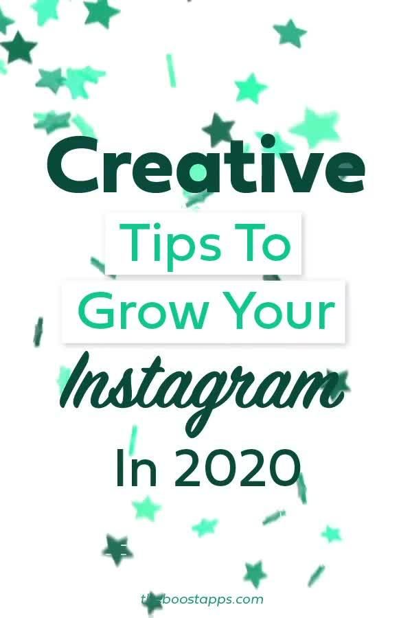 2020 is all about growing your Instagram and your Instagram following creatively. It's becoming even more important because small Instagram Influencers with even a smaller Instagram following are getting the opportunity to partner with big brands for their business marketing strategy. If you want to get on this important Instagram trend, find out how to get more followers on Instagram first! #instagrammarketing #instagramhacks #instagramfollowers #socialmediamarketing #marketingstrategies