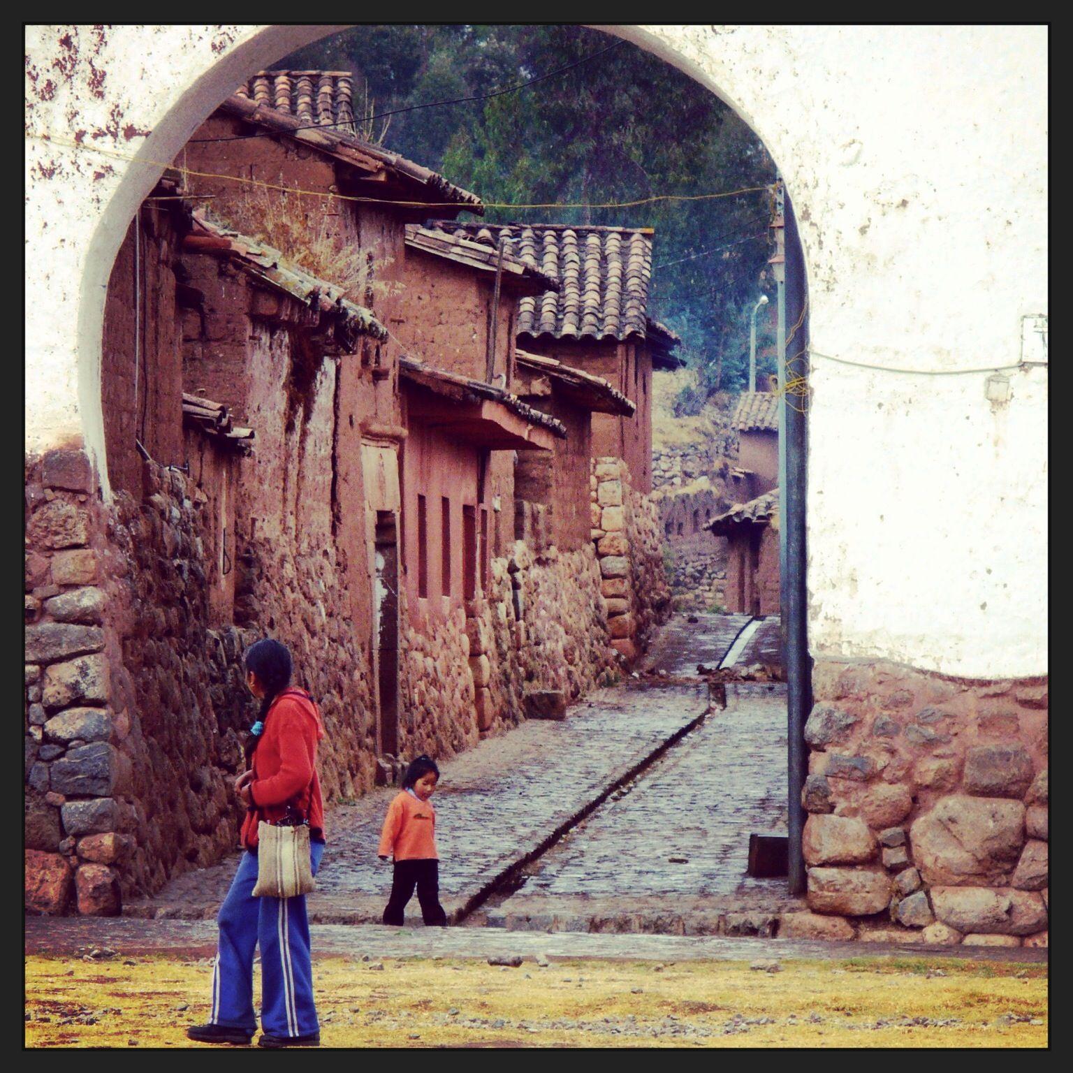 adobe homes in chinchero peru www finisterra ca travel peru