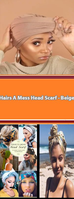 How to Tie Head Scarves How to tie head scarves
