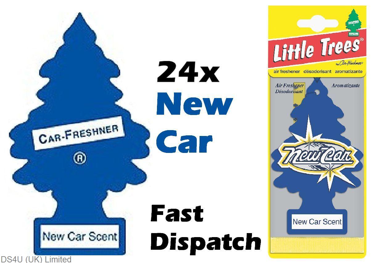 "MAGIC TREE ""LITTLE TREE"" NEW CAR FRAGRANCE CAR AIR"