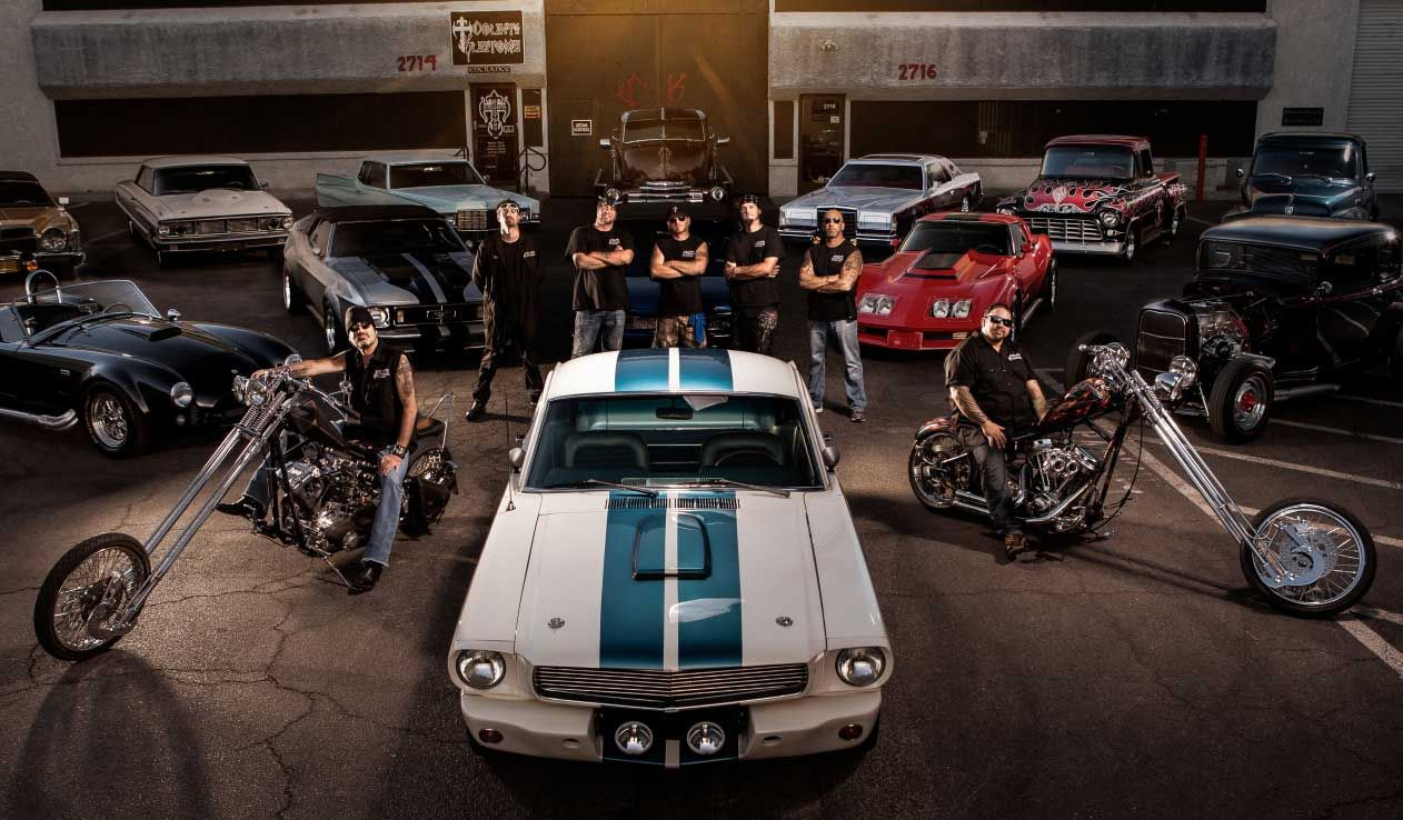 Counting Cars Counting cars, Best muscle cars