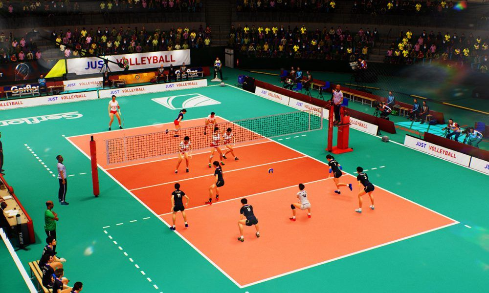 Pin by on AOP3D TECH NEWS Spike volleyball