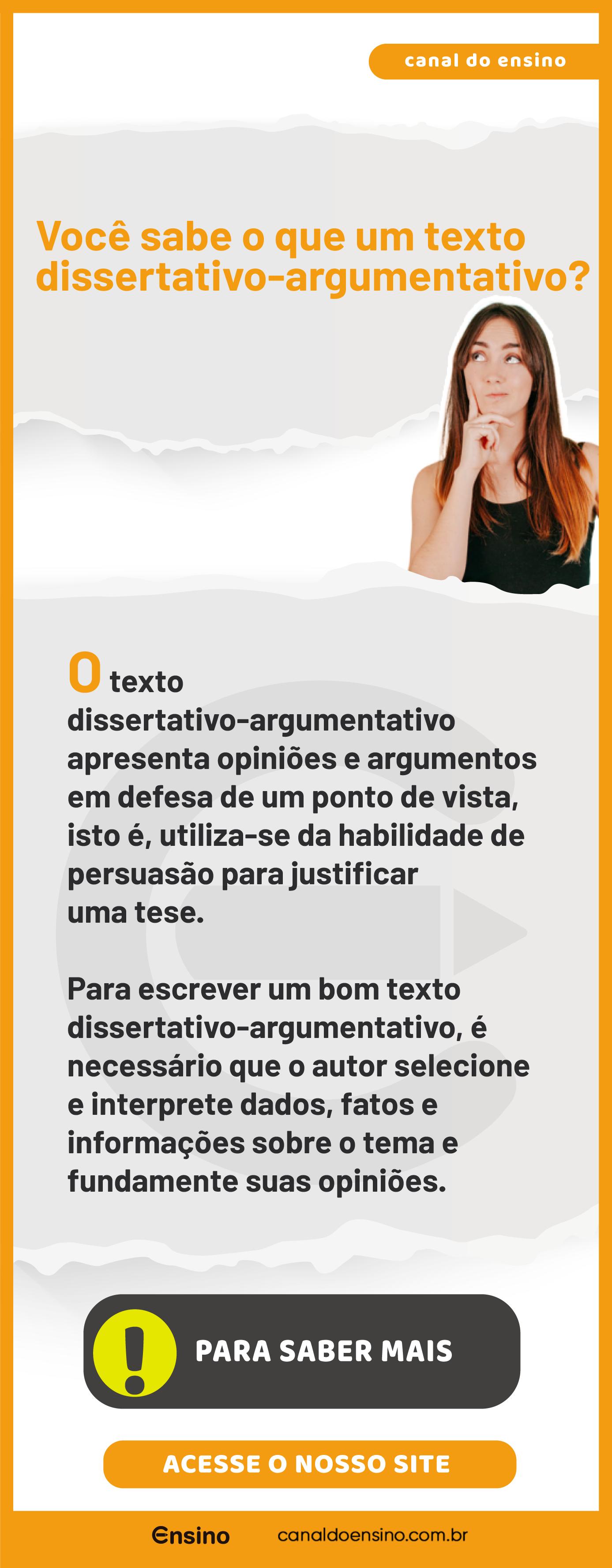 Como Fazer Um Texto Dissertativo Argumentativo Textos Dissertativos Texto Dissertativo Argumentativo Textos