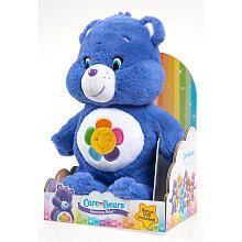 Care Bear Medium Plush with DVD  Harmony Bear
