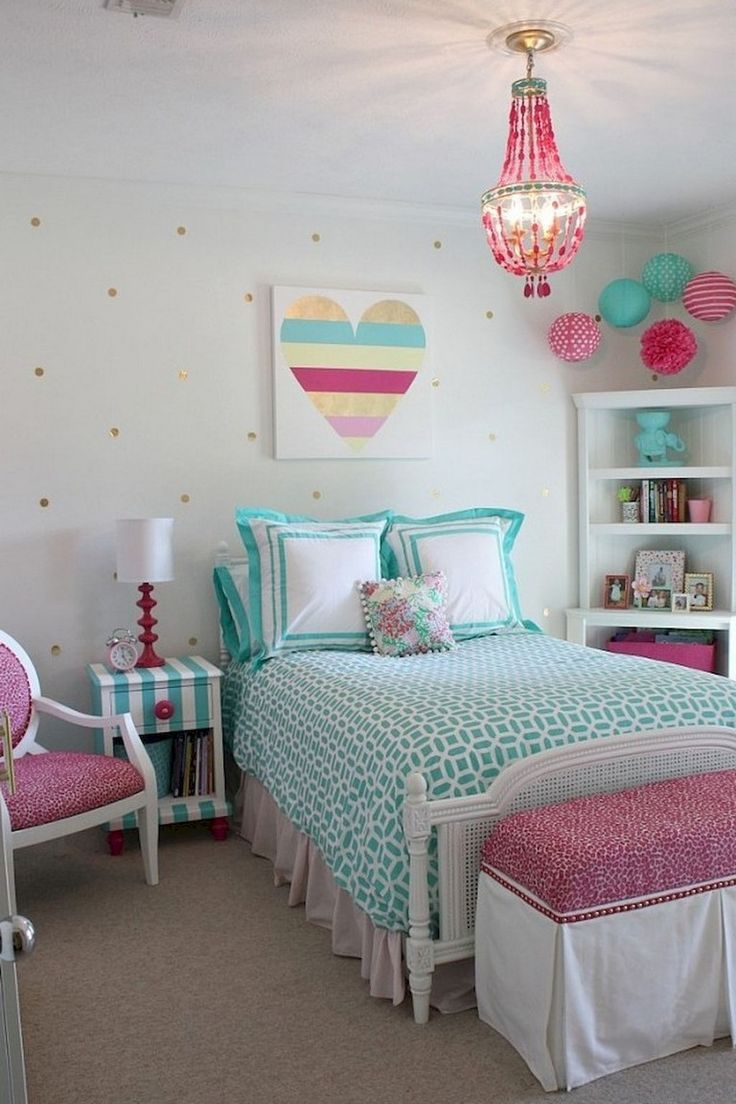 60 Cute Tween Bedroom Decorating Ideas for Girls Page 36 ...