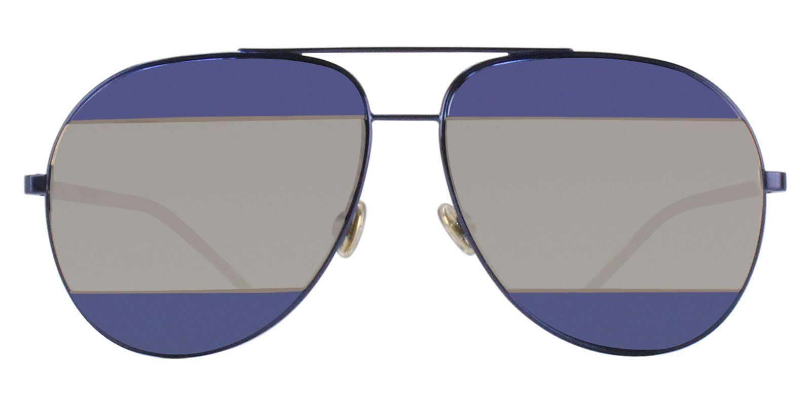 5952a2a7680 Dior - Split1 Blue - Gray sunglasses