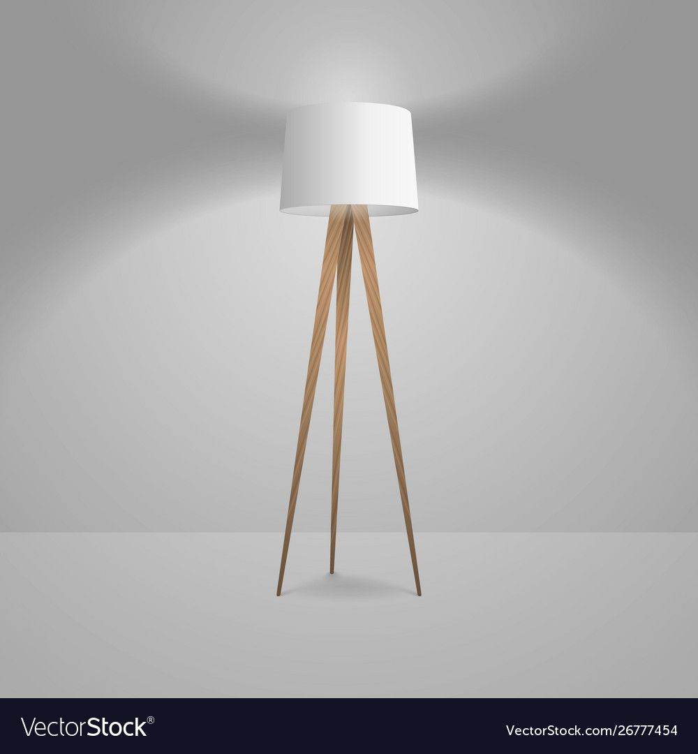 3d realistic render illuminated lamp Royalty Free Vector , #sponsored, #illuminated, #render, #realistic, #lamp #AD