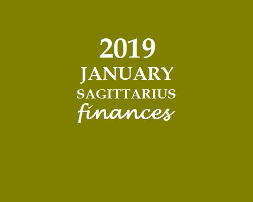 january sagittarius career horoscope