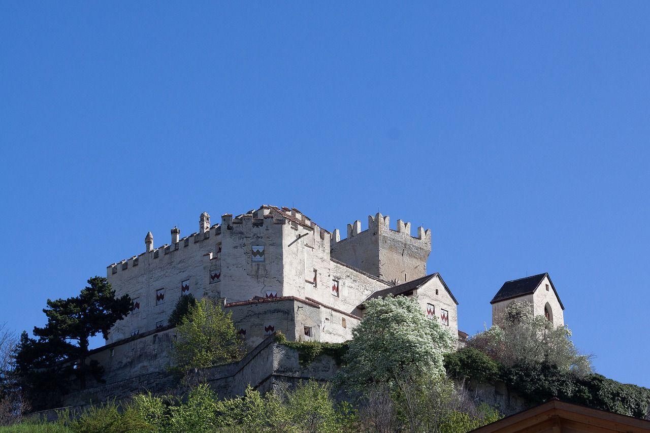 Castle Castle Middle Ages Knight S Castle Castle