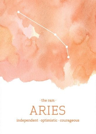 Aries Sign Wallpaper