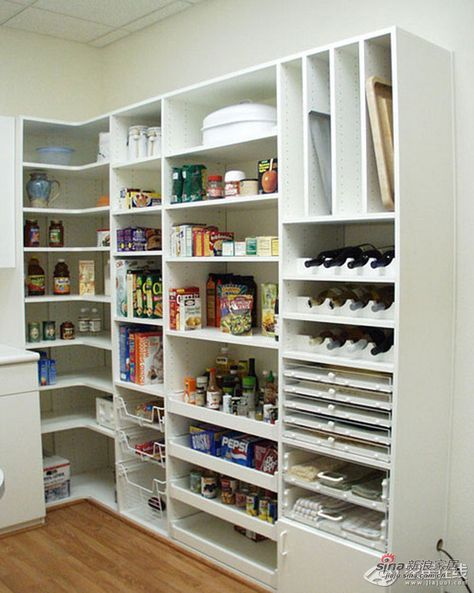 47 Cool Kitchen Pantry Design Ideas Kitchen Pantry Design Kitchen Organization Pantry Kitchen Pantry Storage