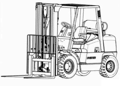 Original Illustrated Factory Workshop Service Manual for Hyster  Diesel/LPG Forklift Truck K005 Series.Original factory man… |  Forklift, Circuit diagram, Repair | Hyster H100xm Wiring Diagram |  | Pinterest