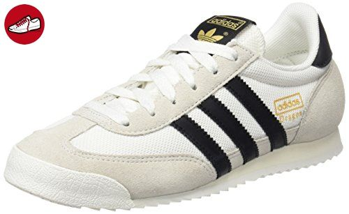 adidas Unisex-Erwachsene Dragon Low-Top, Weiß (Vintage White/Core Black/Off  White), 36 EU - Adidas sneaker (*Partner-Link)