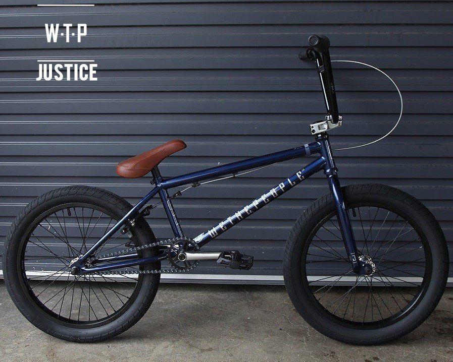 Wethepeople Justice 2017 Navy Blue Bmx Bikes Bmx Bike