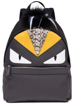 e47709141f15 Fendi Faces Fox   Kidassia Backpack