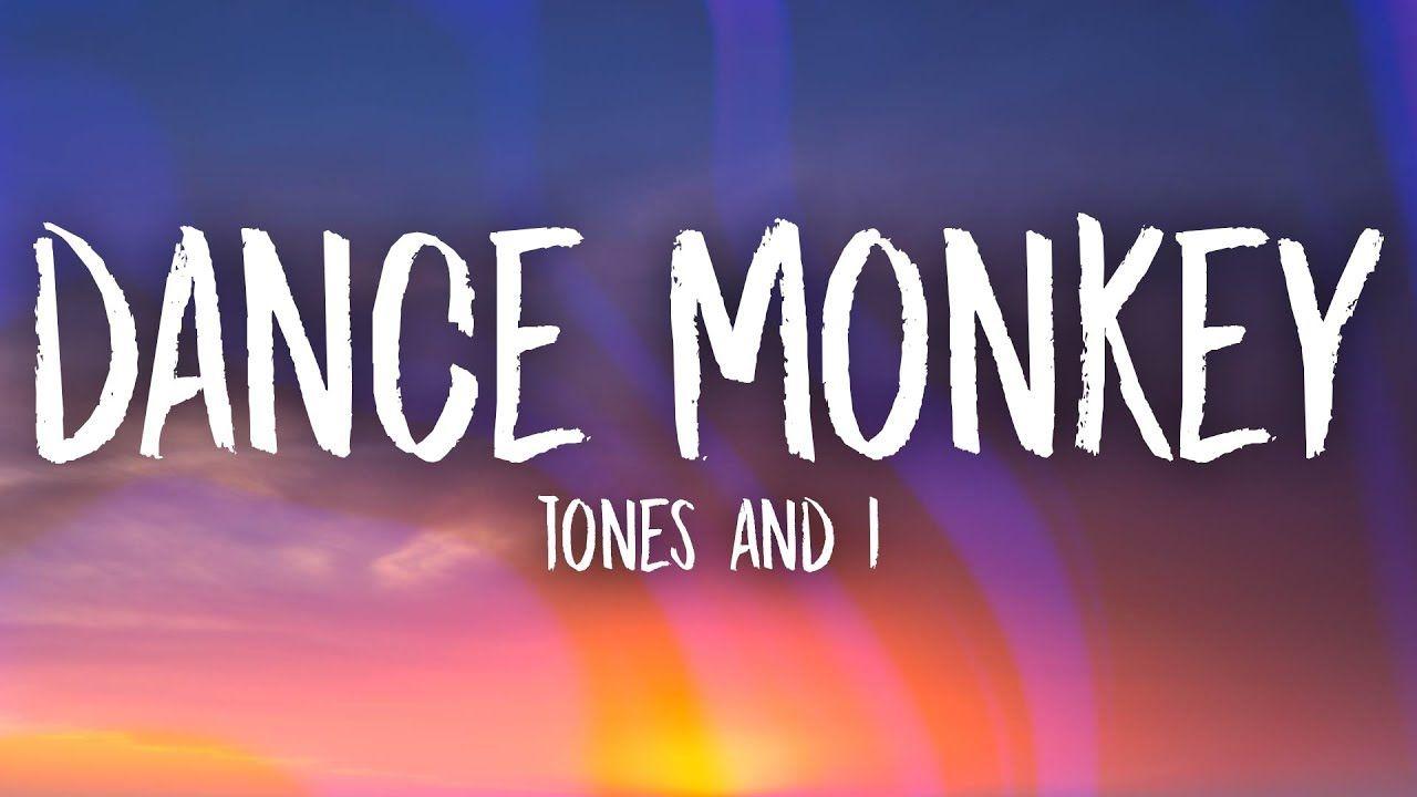 Tones And I Dance Monkey Lyrics 46 628 876 In 2020 Color Coded Lyrics Lyrics Dance
