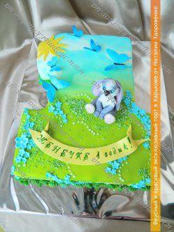 Торт «Единичка» Детский