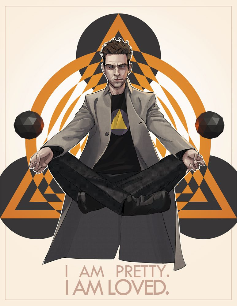 X Men Legacy Legion Average Xmendrawings Because The Gif Compression Marvel Legion Legion Dan Stevens Legion