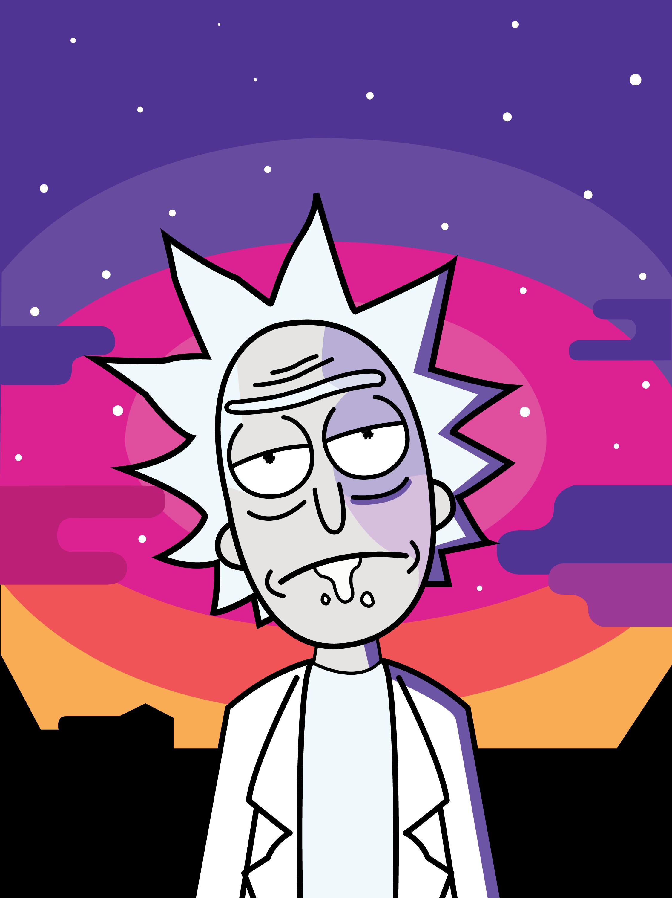 Rick And Morty Wallpaper Reddit