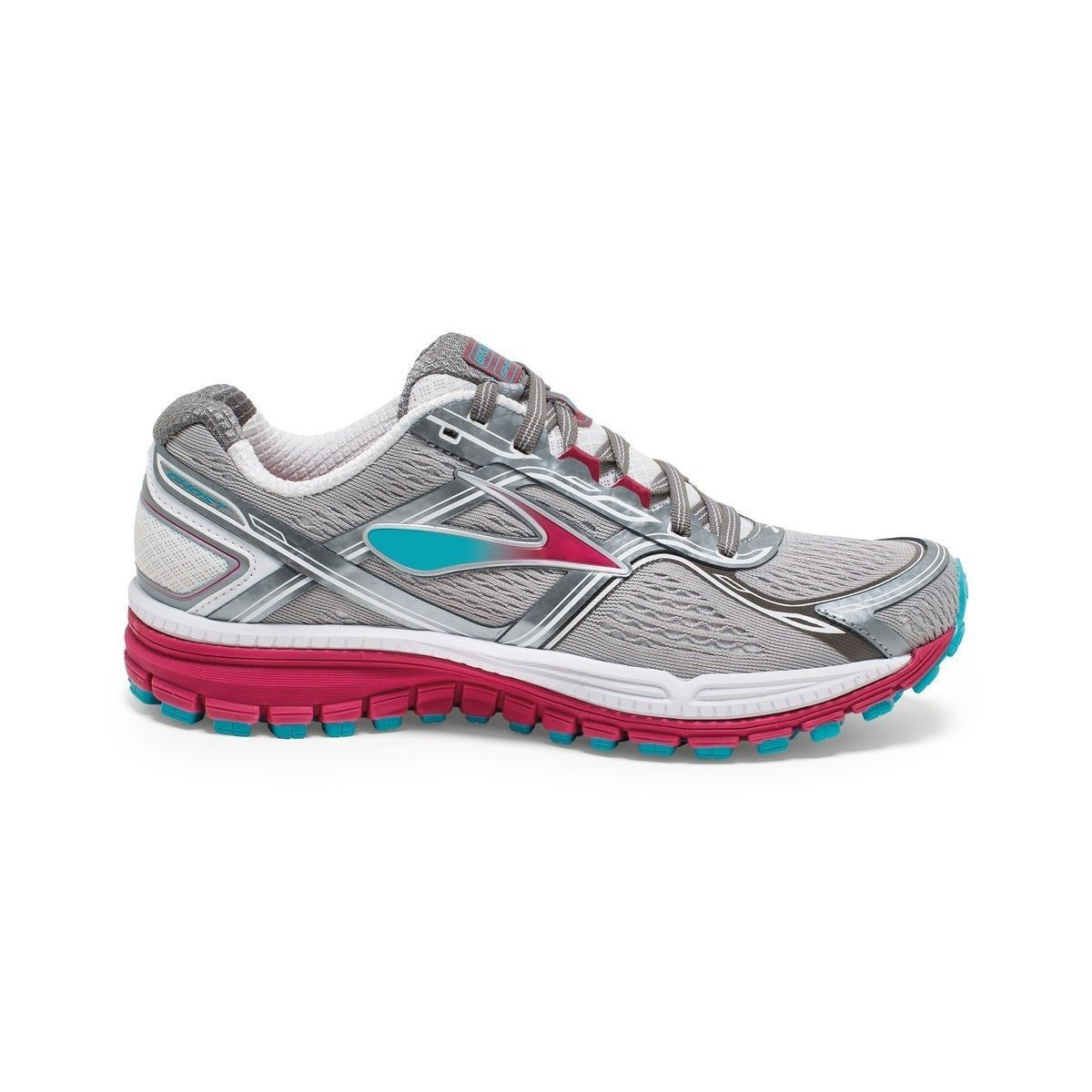Brooks Ghost 8 Metallic Charcoal/Rose Running shoes