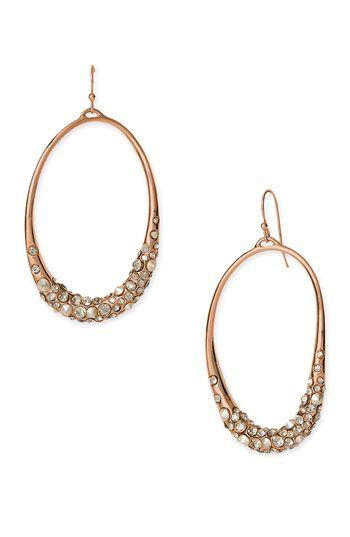 Alexis Bittar Miss Havisham Medium Crystal Encrusted Earrings Nordstrom