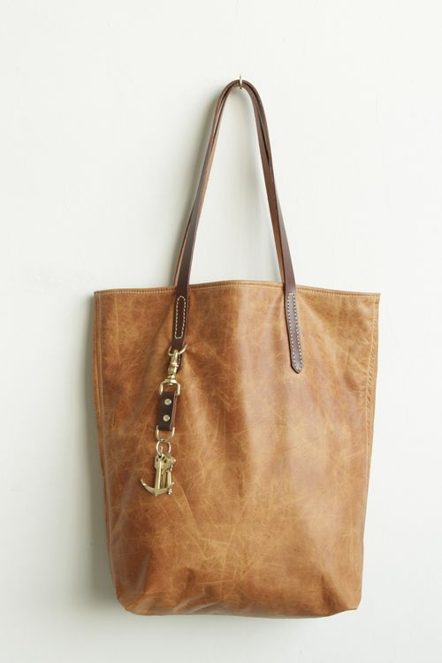 The Bellefield Tote made by Fount Leather in Cleveland OH  CLE ... 0c65afab9b653