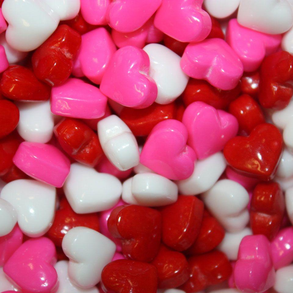 Mini Heart candies - Beyond the Rack