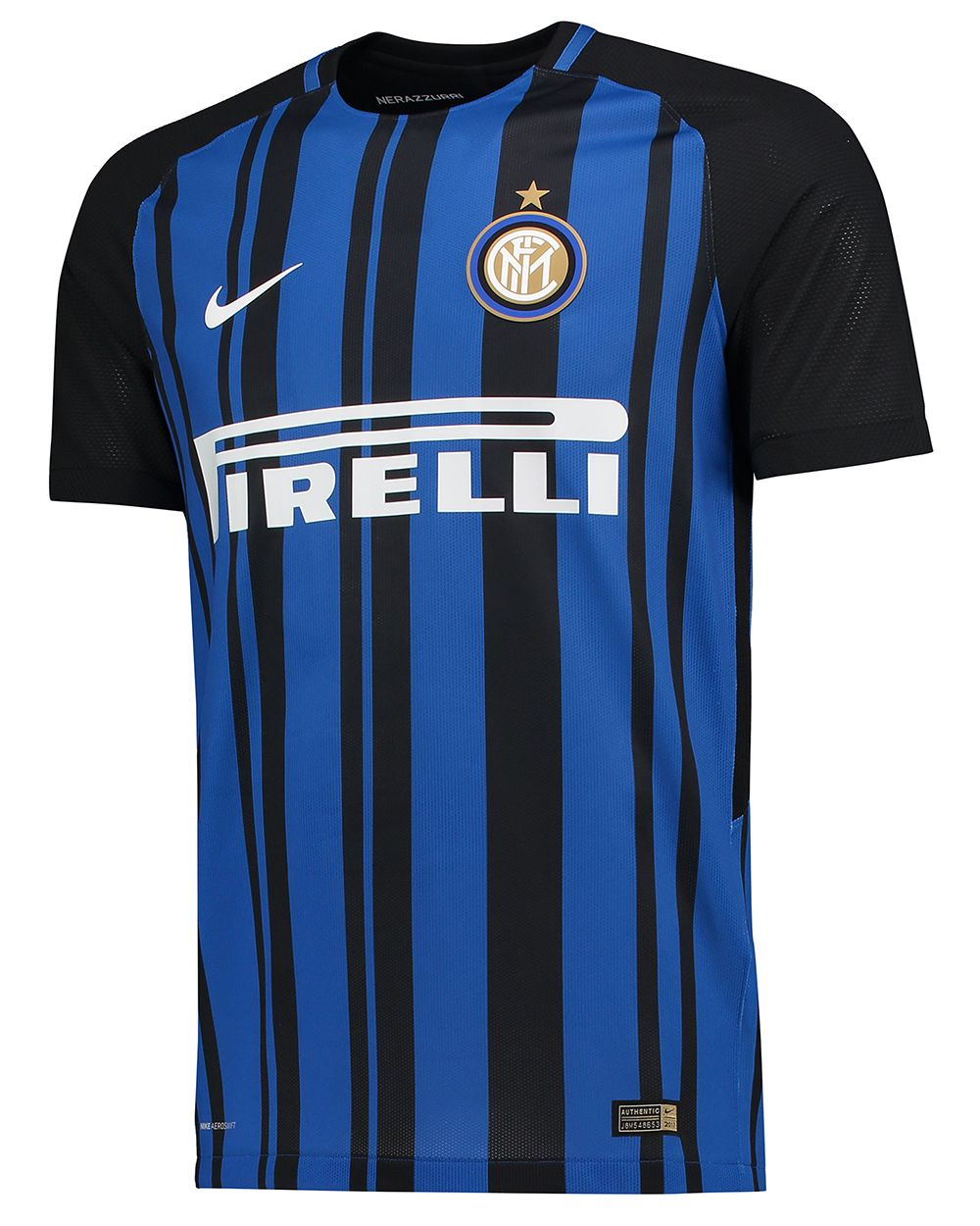 4976e677b7c82 Inter Milan Nike Home Kit 2017 18