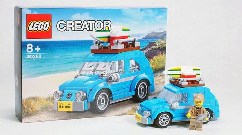 A quick review of the LEGO Creator Mini Volkswagen Beetle (40252) that is free when you spend a minimum of SGD$00 at any LEGO Certified Store in Singapore.