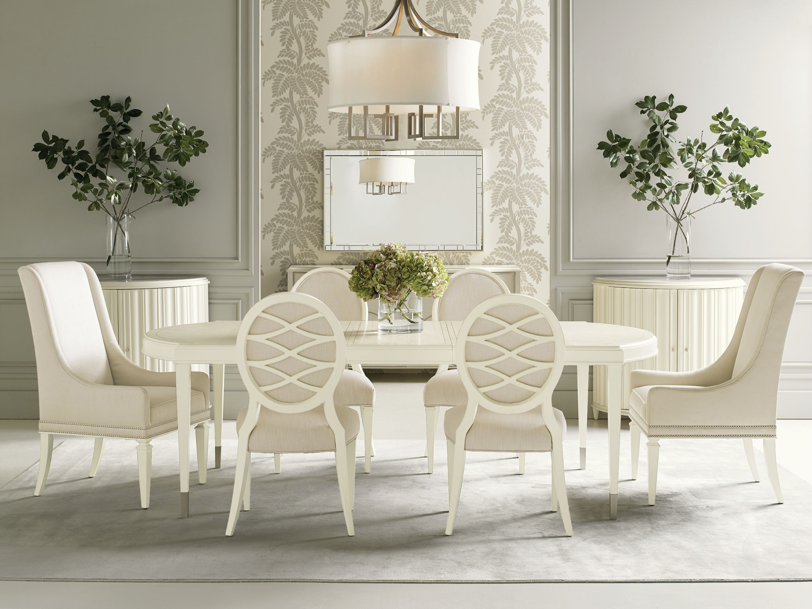 Eye See You Mirror Color Mirrored In 2020 Classic Dining Room Luxury Home Decor Shabby Chic Dining Room