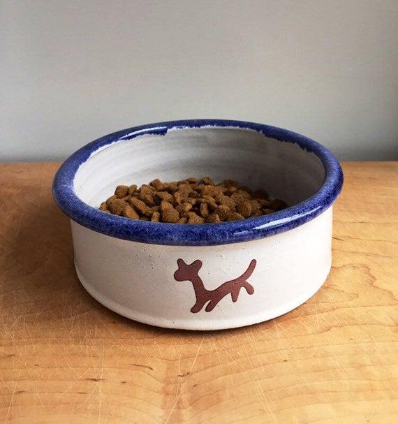 Dog Bowl Dog Dish Pet Food Bowl Water Bowl Puppy Bowl Scandinavian