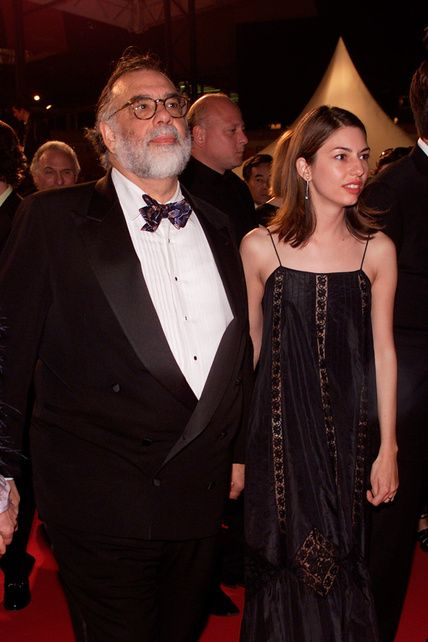 65 years of red carpet, The Coppola´s