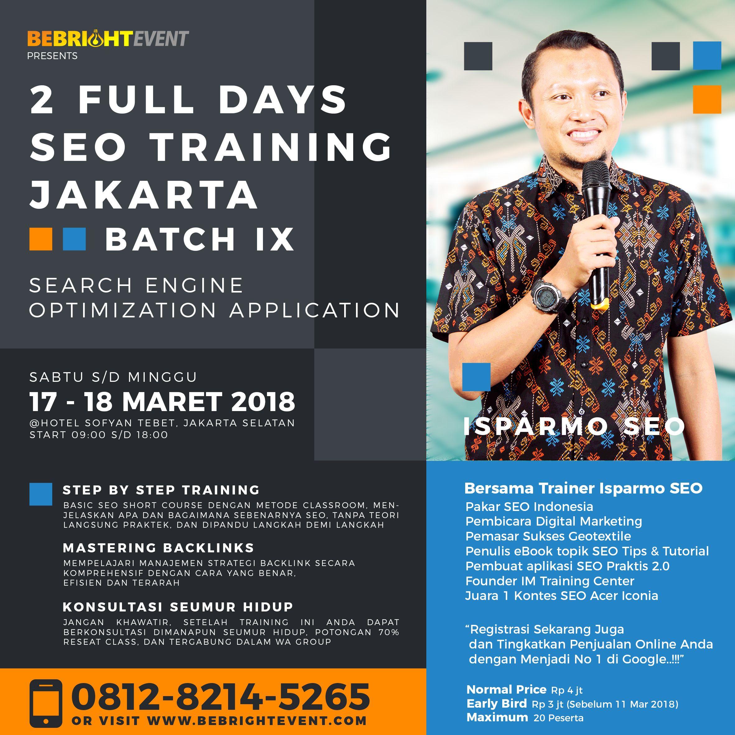 Search Engine Optimization Blogspot, Basic Seo Activities Jakarta