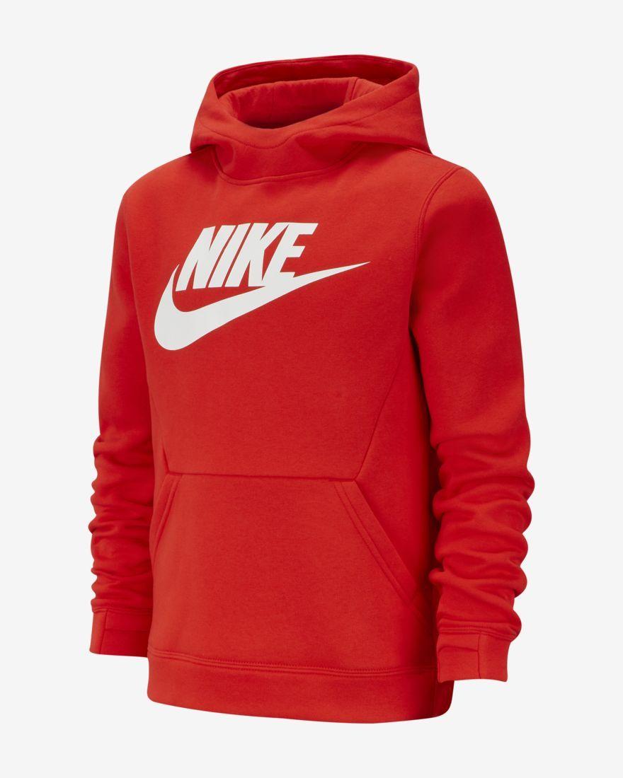 Predownload: Nike Sportswear Boys Fleece Pullover Hoodie Hoodies Men Nike Clothes Mens Hoodies [ 1100 x 880 Pixel ]