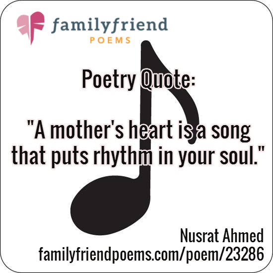 #MothersDay This quote is from a poem full of beautiful