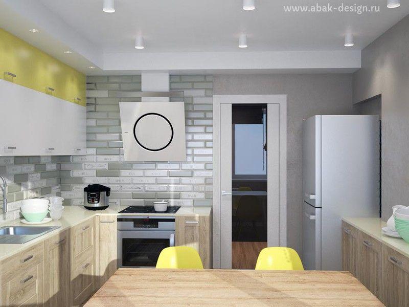 Дизайн проекты в домах серии п 44т 394