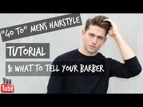 Easy Mens Quiff Hairstyle Tutorial Hair Tutorial Quiff Hairstyles Mens Quiff