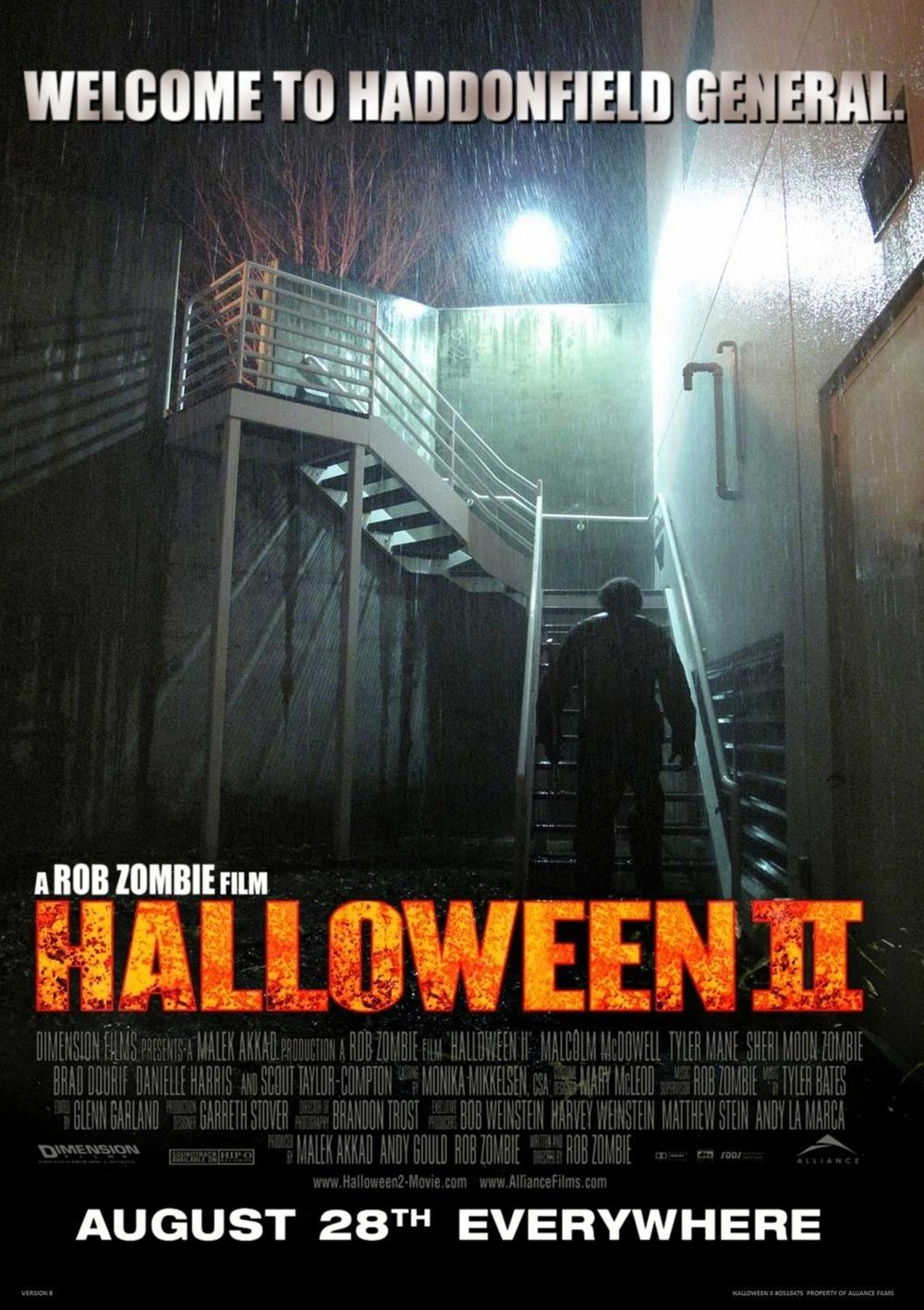 Rob Zombies Halloween.....great movie but, didn't care for the ...