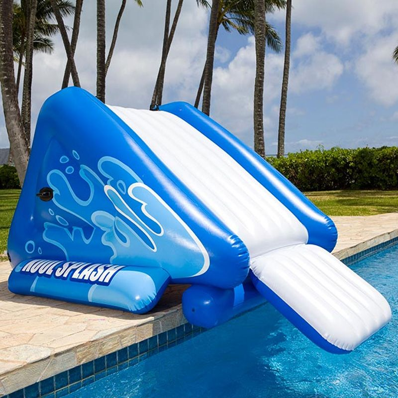 Inflatable Pool Slide Uk
