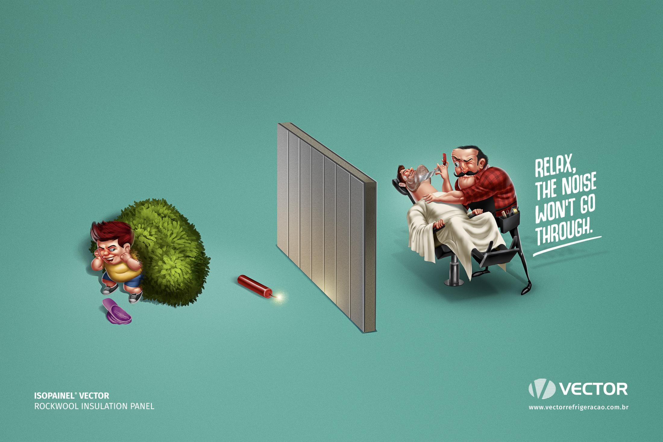 Http Www Adsoftheworld Com Media Print Vector Bomb With Images