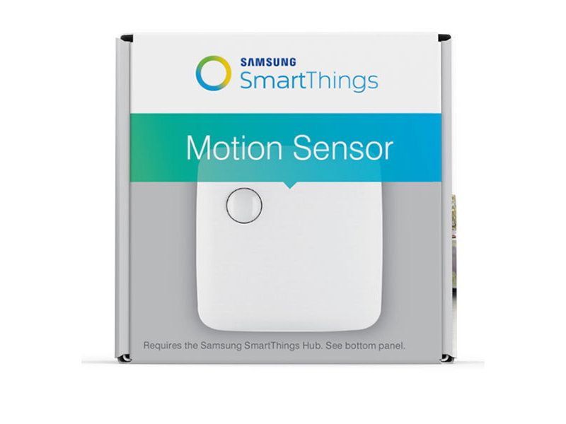 Samsung SmartThings Motion Sensor Home automation