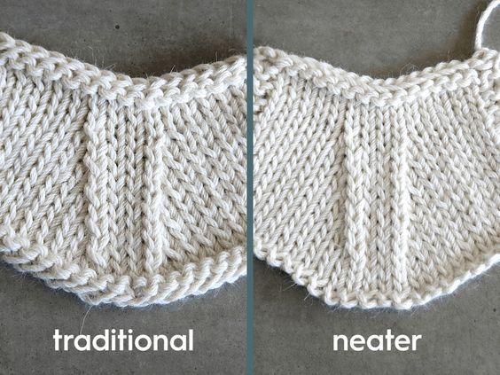 A Neater Way to ssk   Stitch, Yarns and Crochet stitches
